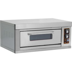 Single Deck - 3 Tray Oven