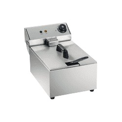 Single 5L Fryer - Electric
