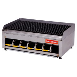 6 Burner Gas Griller - Table Model