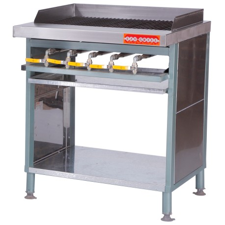 5 Burner Gas Griller - Floor Model