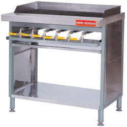 6 Burner Gas Griller - Floor Model
