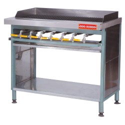 7 Burner Gas Griller - Floor Model