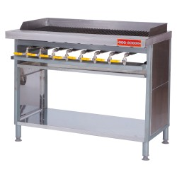 8 Burner Gas Griller - Floor Model