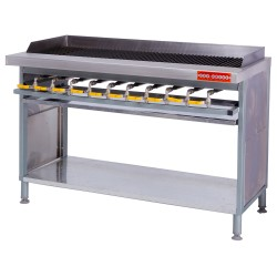 10 Burner Gas Griller - Floor Model