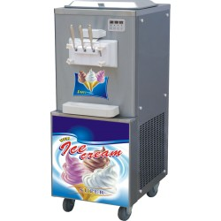 Ice Cream Machine - 3 Lever F/M