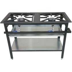 2 Burner Boiling Table