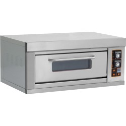 Single Deck - 2 Tray Oven